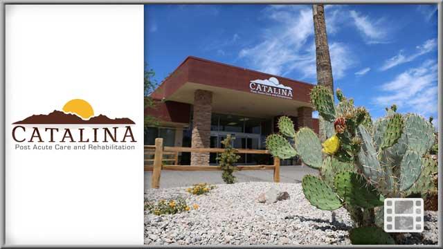 Catalina Post Acute Care And Rehabiliation Nursing Home Rehab Health Tucson AZ